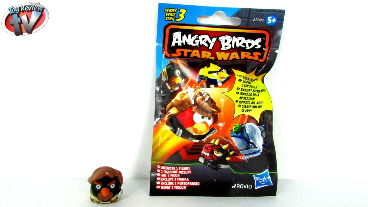 Angry Birds Star Wars Series 3