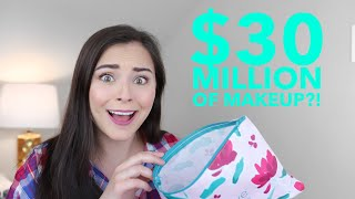 Thrive Causemetics Giving a $30 MILLION Makeup Donation!