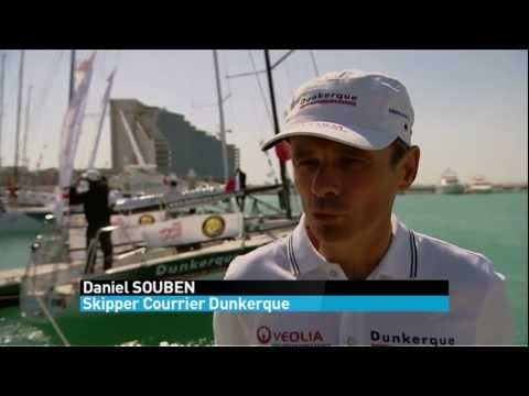 Reportage d'Olivia Maincent sur le Sailing Arabia The Tour 2012