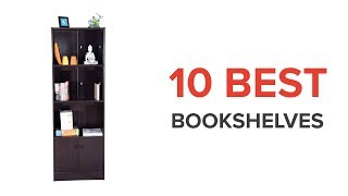 10 Best Bookshelves in India with Price