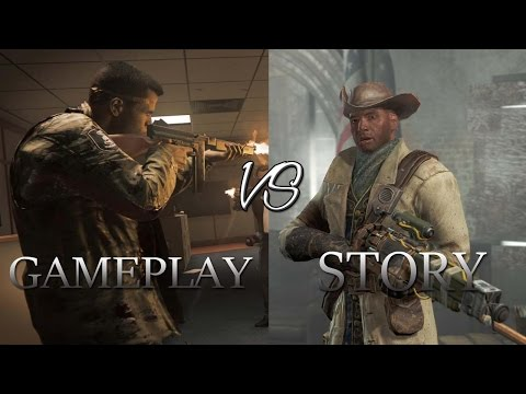 Is Gameplay Or Story More Important In Video Games? - H.A.M. Radio Podcast Ep 80