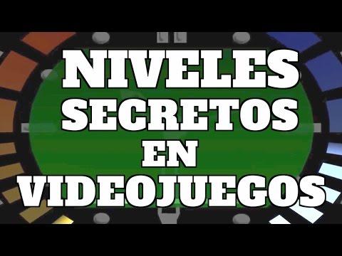 Top 10 Niveles Secretos en Videojuegos (Rapidito)