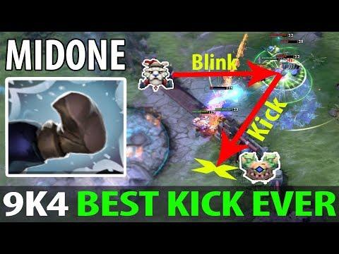 MidOne  Aghanim's Upgrade for Tuskar LuL Kick Ever! Dota 2 Pro Gameplay