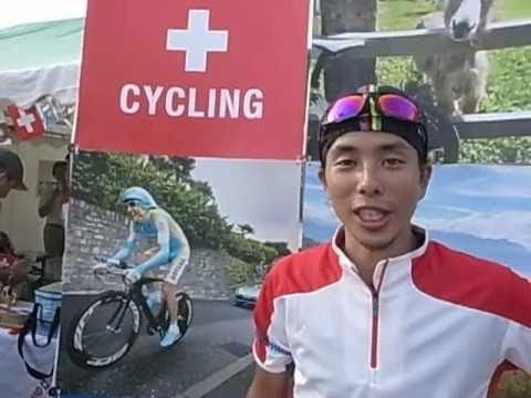 Swiss Ride by PAPERSKY × SWITZERLAND TOURISM