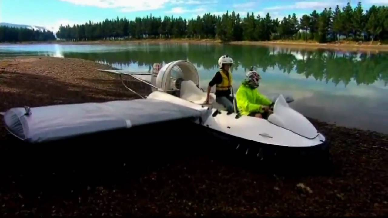 how to build a hovercraft from scratch