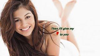 If I Give My Heart To You  (1965)  -  CLIFF RICHARD  -  Lyrics