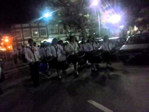 Desfile escolar william booth oruro