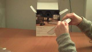 Seagate FreeAgent Desk 1TB Unboxing