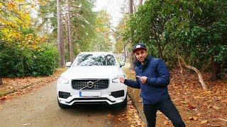 Introducing my new 2019 Volvo XC90 R-Design!