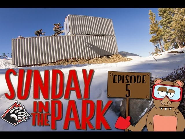 Sunday In The Park 12/13 Episode 5