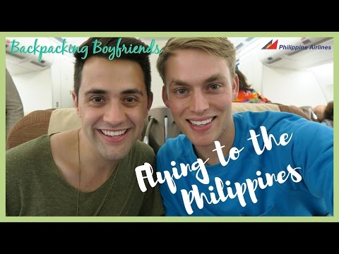 Traveling to the Philippines (Philippine Airlines)