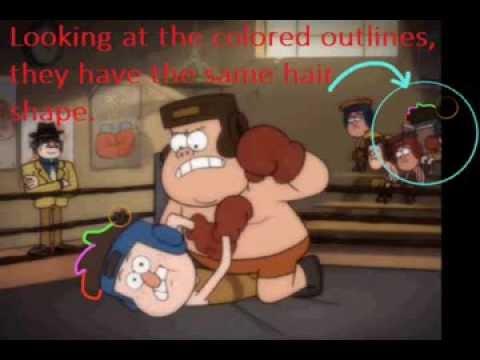 Gravity Falls Season 2 Spoilers From Gravity Falls pt 2