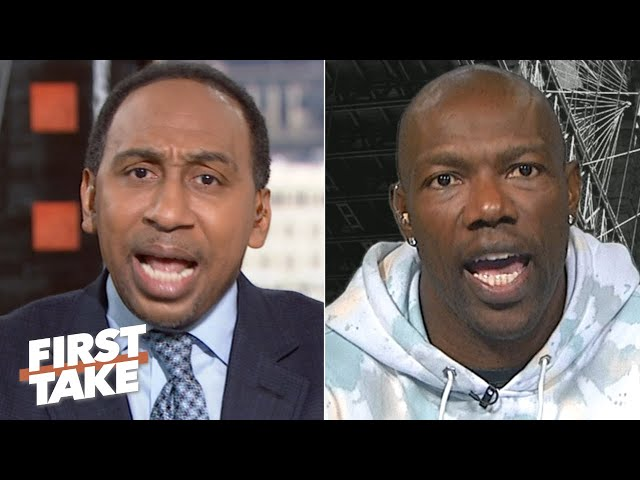 Terrell Owens confronts Stephen A. over Colin Kaepernick criticisms | First Take thumbnail