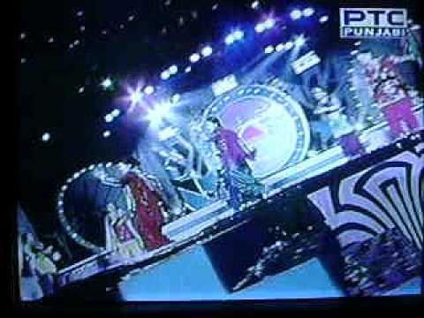Gidda Round- Vivel Miss PTC Punjabi 2012 Finale.AVI