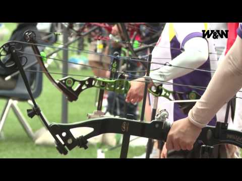 W&W Archery Fan Reporter - Shanghai Day 1 - World Cup 2013