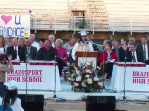 brazosport high school graduation '08
