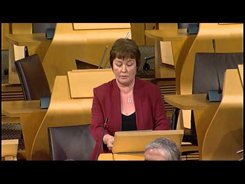 Plenary Session - Scottish Parliament: 27th February 2014