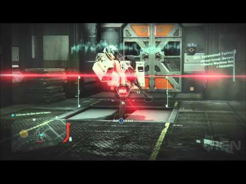 Crysis 3 Gameplay - Part 3 - E3 2012