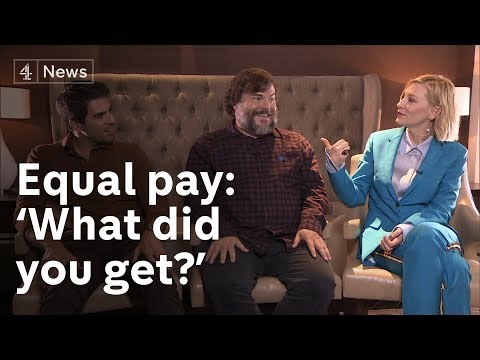 Cate Blanchett, Jack Black And Eli Roth On #MeToo And Equal Pay