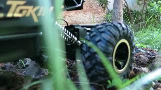 WATERPROOF RC Car Crawler 4WD 1:12 2.4GHz (TGKIN)
