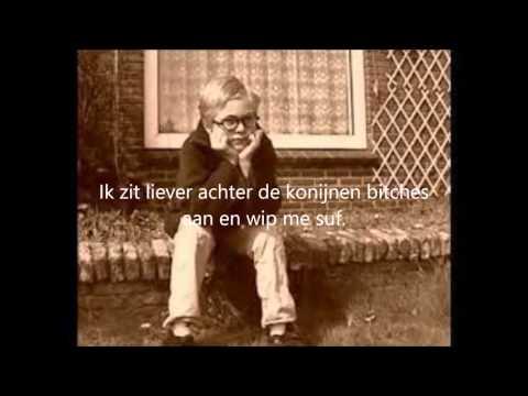 Kraantje Pappie - Het antwoord van Flappie (Lyrics)