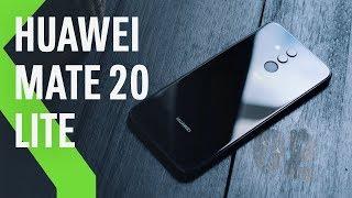 Huawei Mate 20 Lite, análisis: AUTONOMÍA SOBRESALIENTE para un Lite muy atractivo