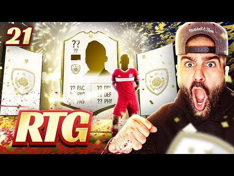 INSANE ICON OMG!!!! #FIFA20 Ultimate Team Road To Glory #21