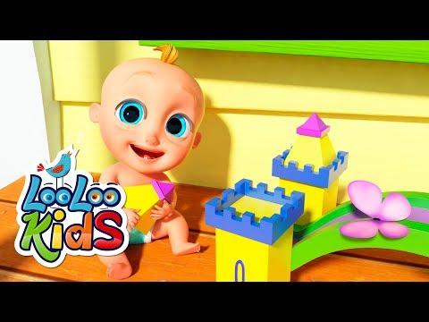 London Bridge Is Falling Down - THE BEST Songs for Children | LooLoo Kids
