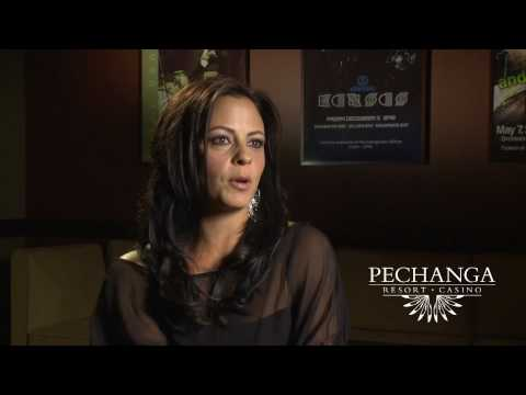 Pechanga Casino - Sara Evans Interview - I'll Be Home For Christmas Video