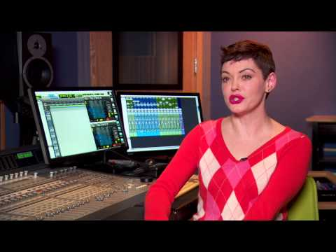Rose McGowan on 'ExoZombies' and