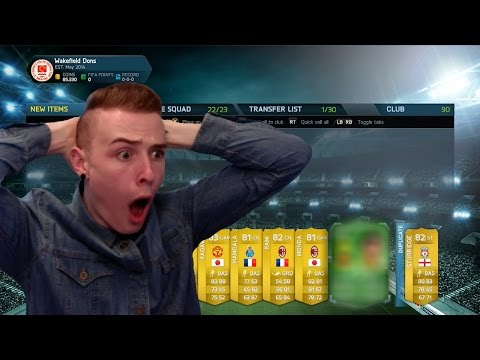 Fifa 14 - 50k Pack Opening With 89 Rated Imotm Player & Inform!!! video