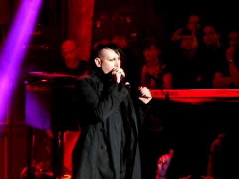 Marilyn Manson - Dope Show  Californication (2012 08 02 Greek Theatre, Los Angeles, Ca) video