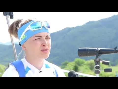 Время спорта: как готовятся биатлонисты к Универсиаде (16.07.16)