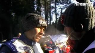 Vid�o WRC 2012 rd. 2 Rally Sweden shakedown par Rallysport (5604 vues)