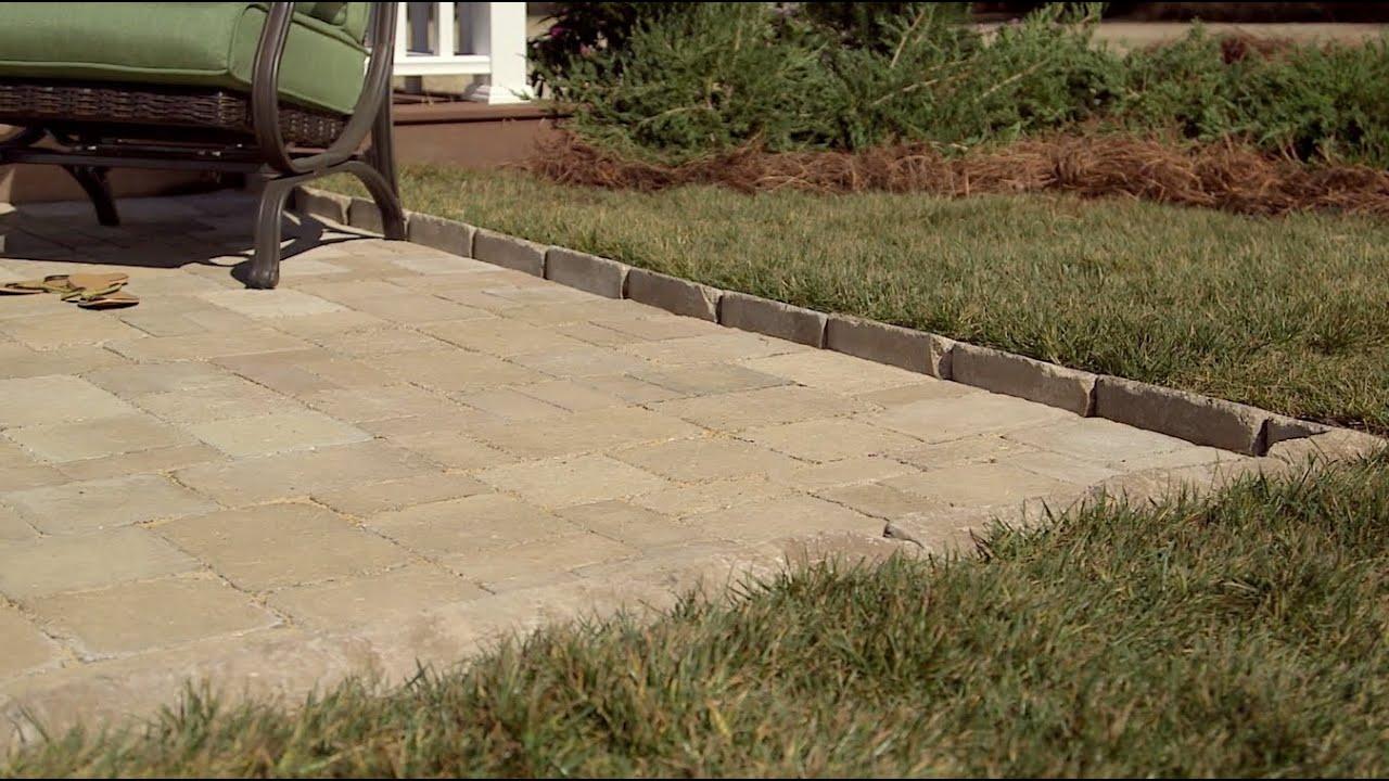 C mo hacer un patio enlosado youtube - Como disenar un jardin grande ...