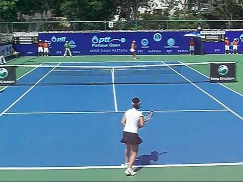 ハイライト of Qualie1:  WTA Pattaya Open 2010