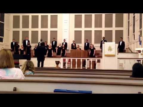 Desoto High School Ensemble Lux Aterna 2014 state competition