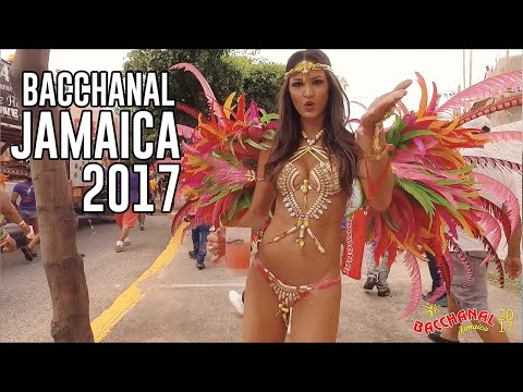 Bacchanal Jamaica Carnival Road March 2017