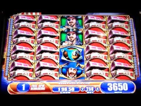 tigress slot machine