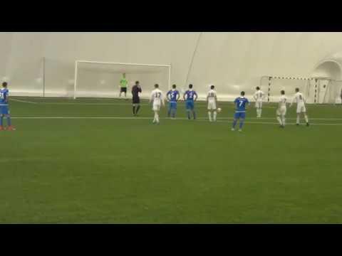 Артем Белый отразил пенальти в игре с «Динамо-Брест-д»