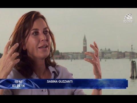 """Festival di Venezia: Sabina Guzzanti e il suo film """"La trattativa"""""""