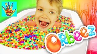 Learn Colors with Orbeez for Children, Toddlers and Babies  Fun Kids Colours Learning Activity