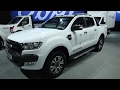 Lagu 2017 Ford Ranger Wildtrak DCab - Exterior and Interior - Auto Show Brussels 2017