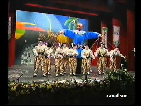 25 PASODOBLES de COMPARSAS. (1990 - 1994) - Carnaval de Cádiz