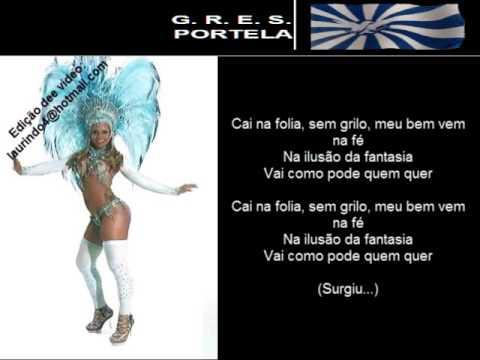 Carnaval Rio de Janeiro 2013 - GRES Portela