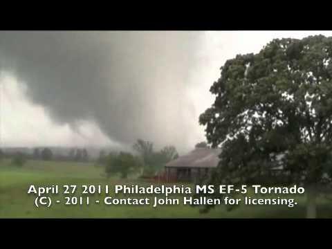EF-5 tornado- 4-27-11 Philadelphia, Mississippi