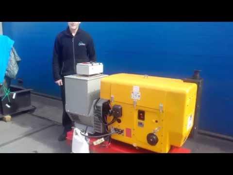 Hatz Silentpack 35 kVA