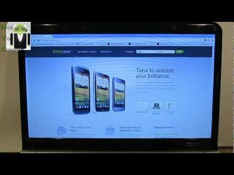 How to Unlock the Bootloader - HTC Devices (One S)