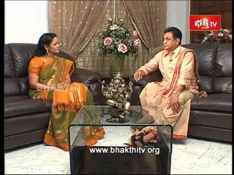 Dr. Varaprasad Reddy Special | Ishta Daivam | Bhakthi Tv_Part...