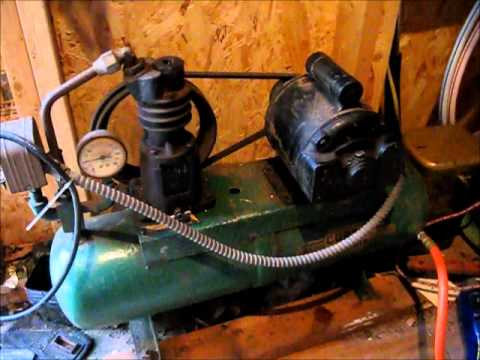 Curtis Air Compressor Youtube
